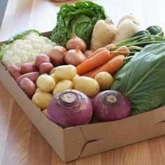 Verdure biologiche per rendere il corpo più flessibile © Thinkstock