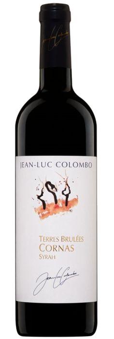 Vins Jean-Luc Colombo  - Terres Brûlées Jean-Luc Colombo Cornas - Code SAQ:11865392