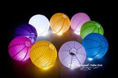 100pcs/lot LED ballon light