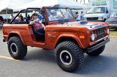 Ford Bronco SUV Sports Utility