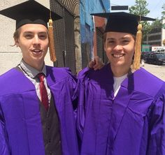 Dylan And Cole Sprouse Graduation Prank