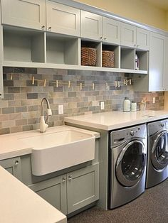 Awesome 90 Awesome Laundry Room Design and Organization Ideas Small laundry room ideas Laundry room decor Laundry room makeover Farmhouse laundry room Laundry room cabinets Laundry room storage Box Rack Home Laundry Room Remodel, Laundry Room Cabinets, Laundry Room Organization, Laundry Room Design, Laundry In Bathroom, Small Laundry, Organization Ideas, Laundry Area, Organization Station