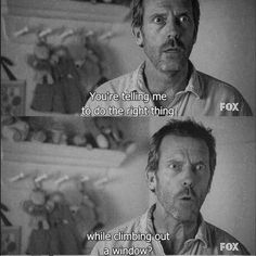 charming life pattern: house m.d - hugh laurie - quote - to do the right ...
