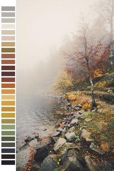 natural tones colour scheme -photo by Elena Morelli                                                                                                                                                                                 More