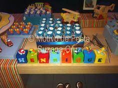 Festas Infantis Magazine » Festa dos Brinquedos Antigos por Motivo de Festa