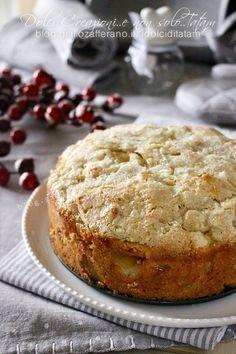 Torta di mele irlandese, la torta più semplice di sempre! Bolo Cake, Torte Cake, Sweets Recipes, Cake Recipes, Cooking Recipes, Italian Desserts, Italian Recipes, Pie Dessert, Coffee Cake