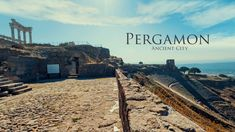 Wonders of Turkey: Pergamon, ancient city Pergamon, once a great center of culture, survives as one of the finest archaeological sites. It is located 100 kilometers north of Izmir. The city experienced its golden age in the end of the third century AD, during Hellenistic and Roman times. In the acropolis, are the remains of …
