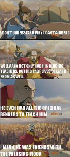 Tenzin LOL!