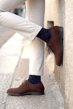Fun socks make a great gift!
