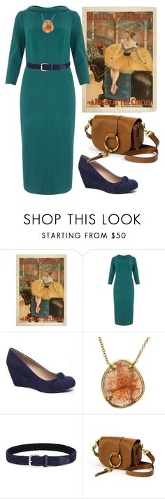 """""""Natur style for everning"""" by viktoriyarey on Polyvore featuring мода, Boden, Chinese Laundry, Anderson's Belts и Frye"""