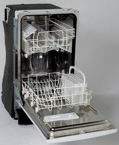S51L58X0GB Full-size Integrated Dishwasher | Households ...