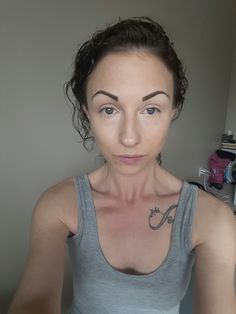 Younique liquid touch foundation in tafetta and velour  Skin perfecting concealer in scarlet  Brow obsession palette in brunette  Glorious face primer