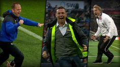 BILD zeigt die totale Freude von Trainern wie Jürgen Klopp, Mike Büskens und Torsten Lieberknecht. http://www.bild.de/sport/fussball/trainer/so-schoen-jubeln-die-bundesliga-trainer-40888176.bild.html