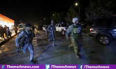 KABUL: Militant group attack on American University of Afghanistan on Wednesday in result of this attack total 12 people are killed along these killed people 44 people are seriously injured.