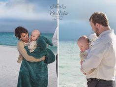 A & J Simple Beach Wedding| BluRubie Studios | Pensacola, Florida natural lighting photographer