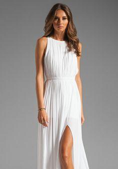 SEN Flaviana Dress in White - sen