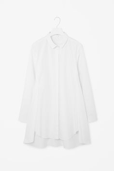 COS | Long cotton shirt