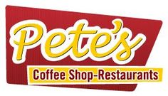 Pete's Coffee Shop Restaurant /Peter Brown  h Pete's Coffee Shop (Knoxville, TN)   Pete...somebody's nickname