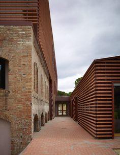 Ex Furnace di Riccione Recovery / Pietro Carlo Pellegrini Architetto, © Mario Ciampi