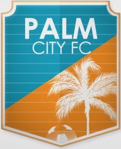 Palm City FC (Florida) Conf: Sunshine  #PalmCityFC #Florida #WPSL (L10129)