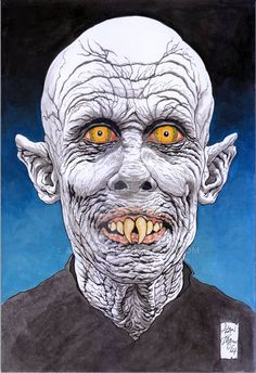 Kurt Barlow From Salem's Lot Colors Revisited 02 Horror Art, Horror Movies, The Artist Movie, Salem Lot, Zombie Movies, Sci Fi Art, Werewolf, Science Fiction, Lion Sculpture