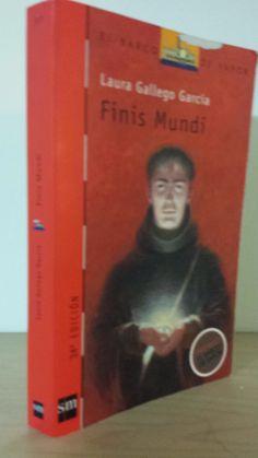 Reseña en Maestro de Nada - Laura Gallego: Finis Mundi