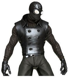 Spider Man Noir (The Webmaster)