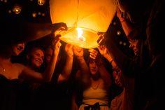 Lanterns from Loud