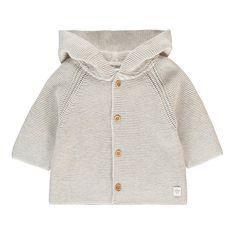 CARREMENT BEAU Hooded Cardigan-product