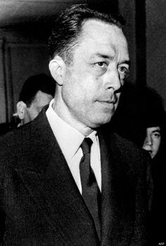 Lettre de Camus à Louis Germain, son premier instituteur : Le 4 Janvier 1960, alors qu'il avait prévu de rentrer à Paris en train, Albert Camus se laisse tenter par la proposition alléchante de Gasto...