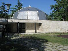 Planetario, Viale Santi Baldini, Ravenna (RA)