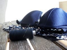 diy sequin bra- great for those shirts that are just a bit to low on the armpits:)