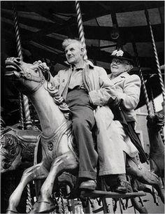 yuksekokce: normaltd: kvetchlandia: Izis Old Couple, August Bank Holiday, London 1952