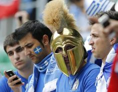 FACCE DA EURO 2012- la maschera del pelide non basta...:1-2 Euro, Electronics, Consumer Electronics