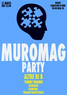 MUROMAG Party 31/3/2012