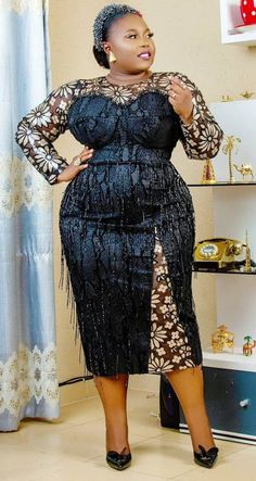 Nigerian Lace Styles Dress, African Lace Styles, Lace Dress Styles, African Traditional Dresses, Latest African Fashion Dresses, African Print Dresses, African Dresses For Women, African Print Fashion, African Attire