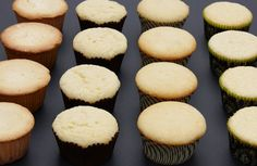 The Kitchen is My Playground: The BEST Vanilla Cupcake + the BEST Coffee Buttercream