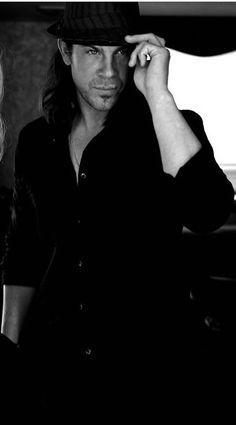 Christian Kane as Alpha Eliot Spencer