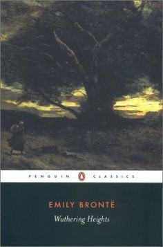 Wuthering Heights is pretty much my favourite book ever, despite how pretentious that makes me sound. I first read it when I was abouot 15, and must have re-read it about a dozen times since then.