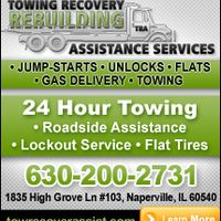 Family Owned Towing Company Serving Naperville Aurora