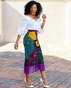 ankara mode weekend ankara styles collection - - Weekend Ankara Styles Collection You Should See - photo Latest African Fashion Dresses, African Print Fashion, Fashion Prints, Modern African Fashion, Ankara Fashion, Africa Fashion, African Style Clothing, African Dress Styles, Modern African Print Dresses