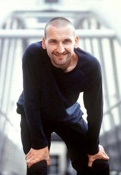 The 9th Doctor - Christopher Eccleston