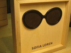 Famous Glasses: SOFIA LOREN