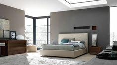 simple design modern nightstand