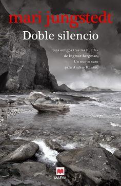 Brownie y sus cosas: Reseña de Doble silencio, Mary Jungstedt. La puedes encontrar en el siguiente link: http://blogdelpastelitobrownie.blogspot.com.es/2014/04/doble-silencio-mary-jungstedt.html