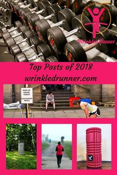 The Top 10 Posts for 2018 covers a lot of running territory! These are most popular posts from the Wrinkled Runner, and shows we always have more to learn! Foam Rolling, Top Blogs, Running Motivation, Running Tips, Strength Training, About Me Blog, Athletic, Posts, This Or That Questions