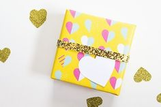 Gift Wrapping Ideas For Valentine's Day - 4 UR Break- provides some information about interesting trends.