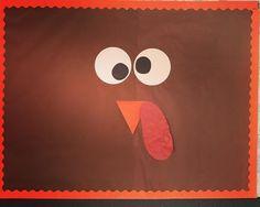 November bulletin board