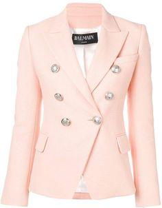 e1d676a160e3 36 Best Balmain blazer outfits images in 2019 | Fashion women ...