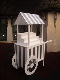 how to build a candy cart - Google Search                                                                                                                                                                                 More